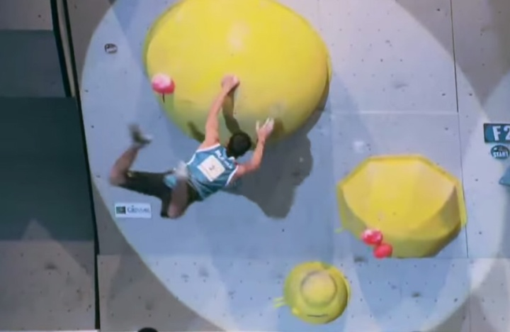zawody boulderowe wspinacz blog